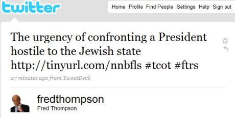Fred_Thompson_Tweet